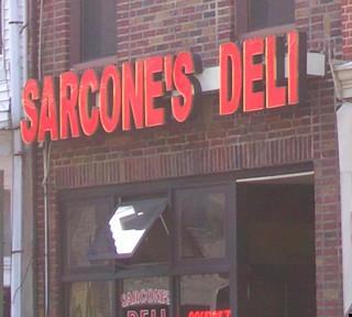Sarcone's Deli in Philadelphia, PA