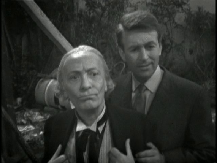 The Doctor and Ian