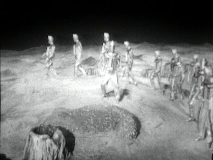 Moon March of the Cybermen