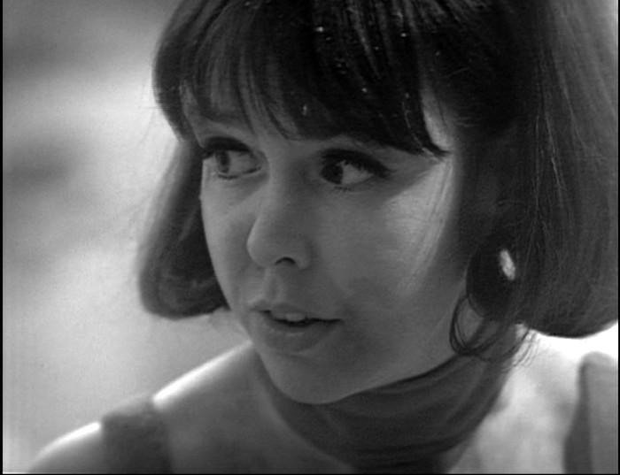 Wendy Padbury as Zoe