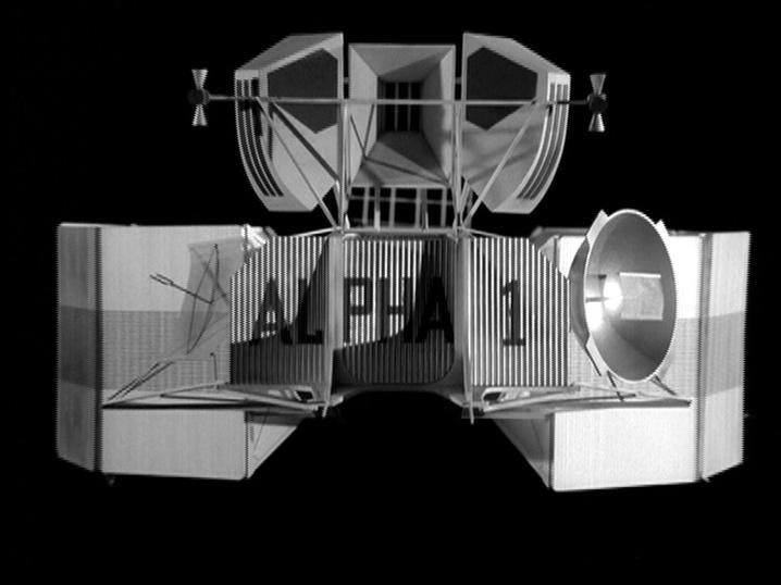 Space Beacon Alpha One