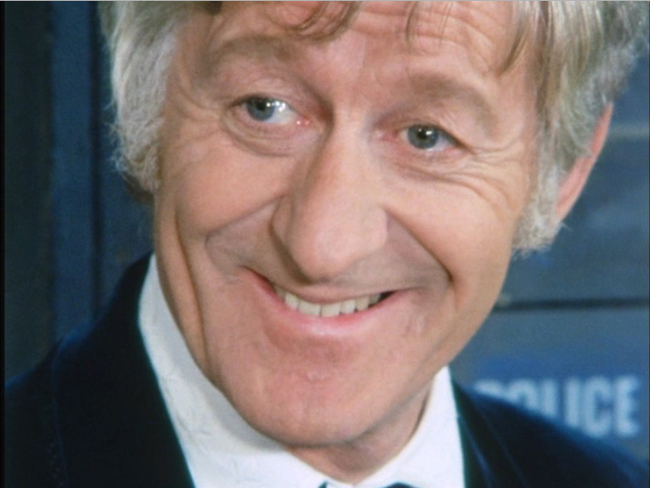 Jon Pertwee, the Third Doctor
