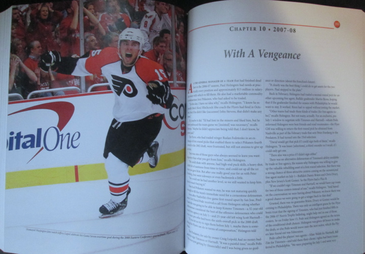 The Philadelphia Flyers at 50 by Jay Greenberg