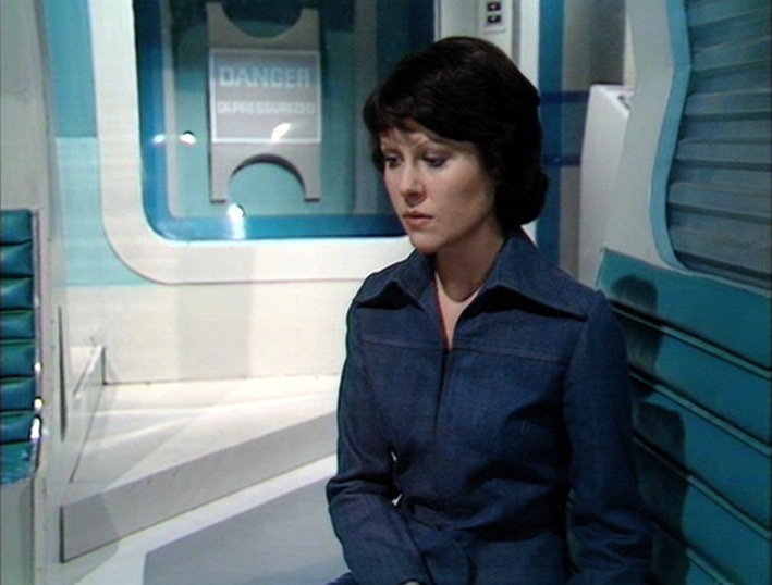 Sarah Jane. . . in space!