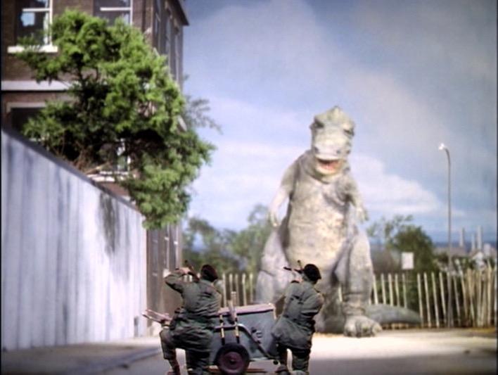 UNIT vs the dinosaurs