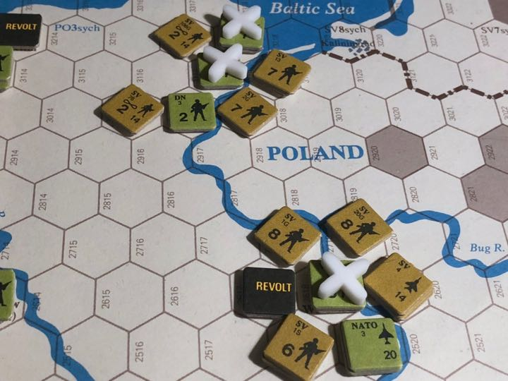 Revolt in the East, Turn 8, Soviet Counterattacks along the Vistula