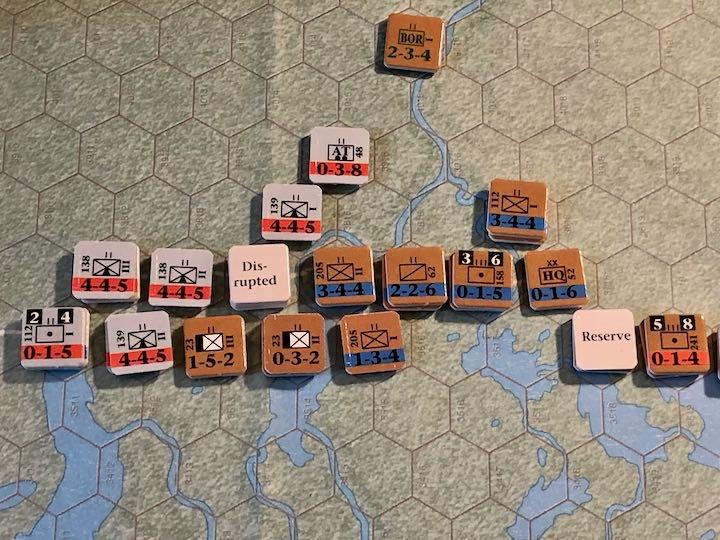 Murmansk 1941, Turn 7, 14th Rifle Strikes Back