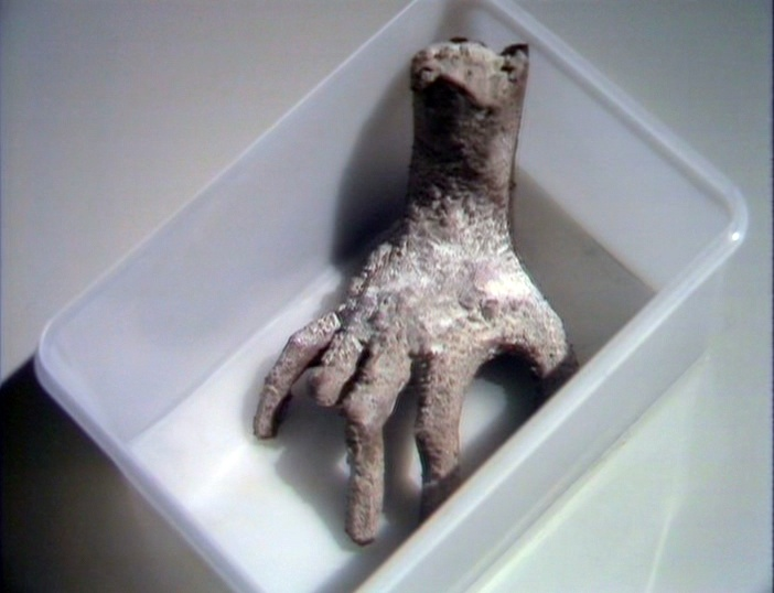 The Hand (of Fear!)