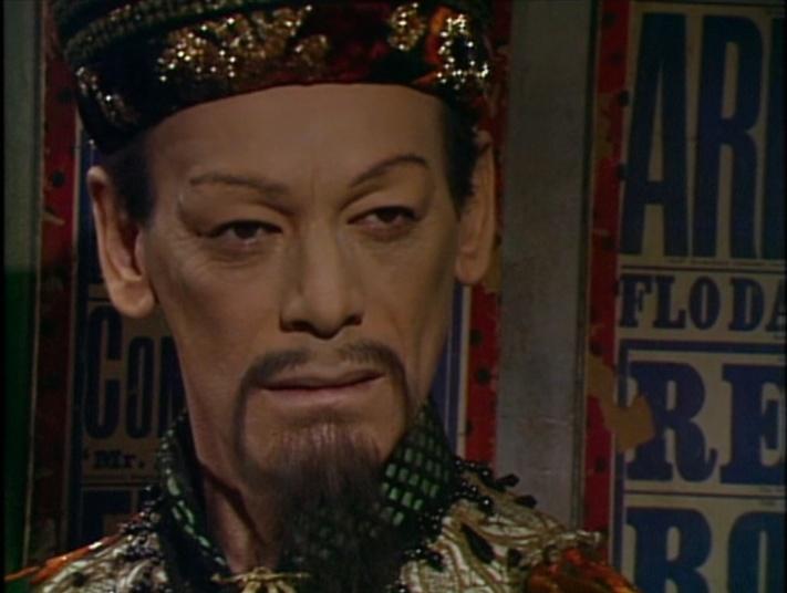 John Bennett as Li Hsen Chang