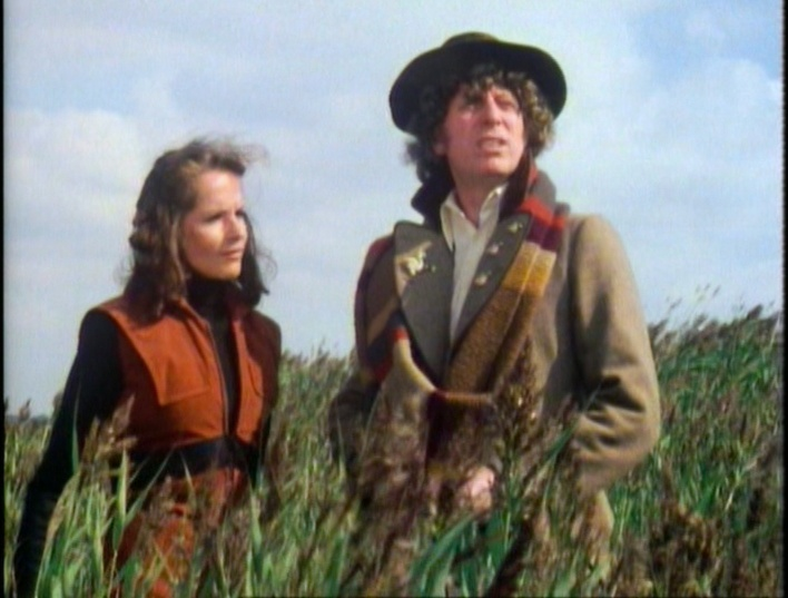 Romana and the Fourth Doctor