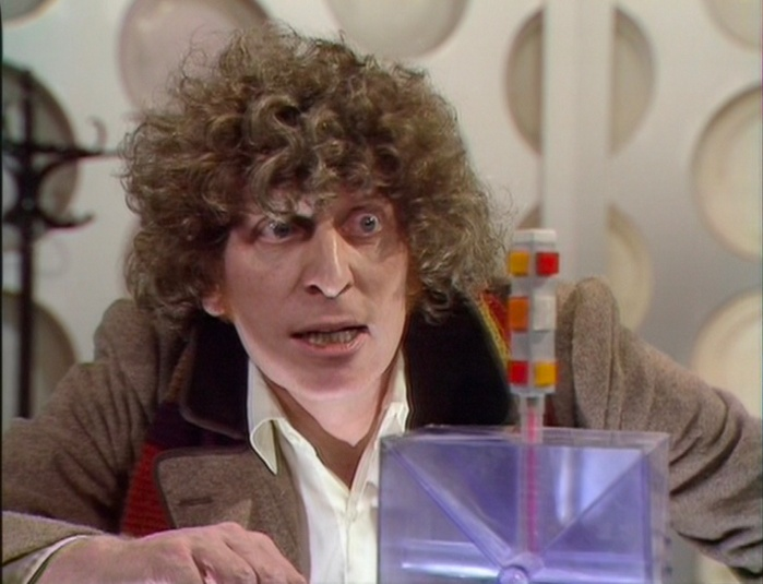 The Fourth Doctor and the Key to Time