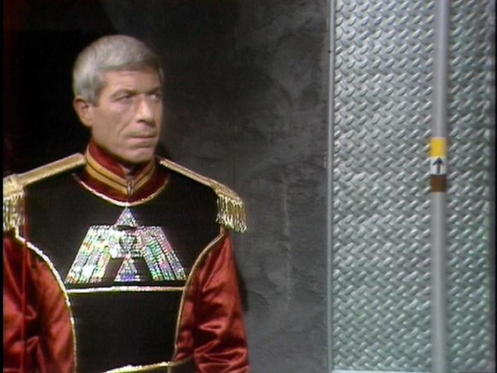 John Woodvine as the Marshal