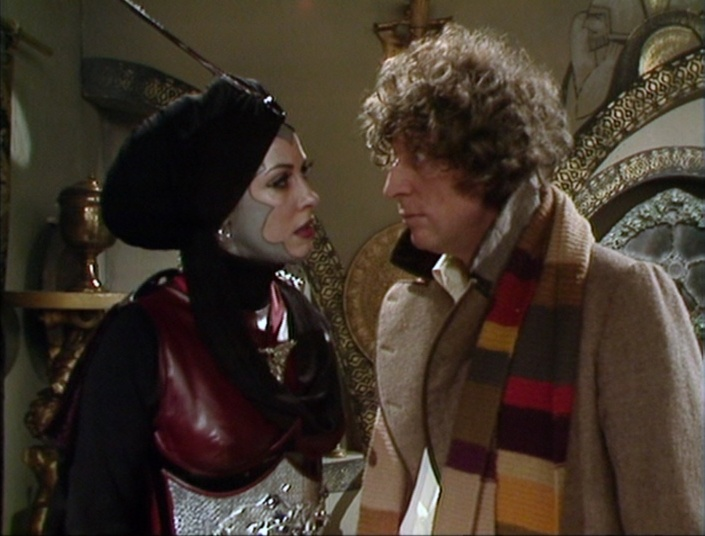 Lady Adrasta and the Doctor