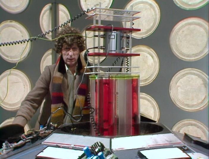 Jury-rigging the TARDIS