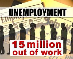 US Unemployment Situation Grim