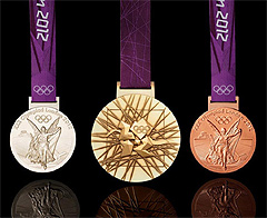Win an Olympic Medals, Pay the IRS