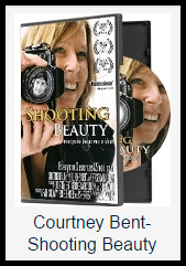Courtney Bent - Shooting Beauty