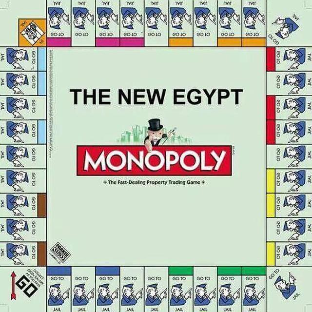 New Egypt monopoly