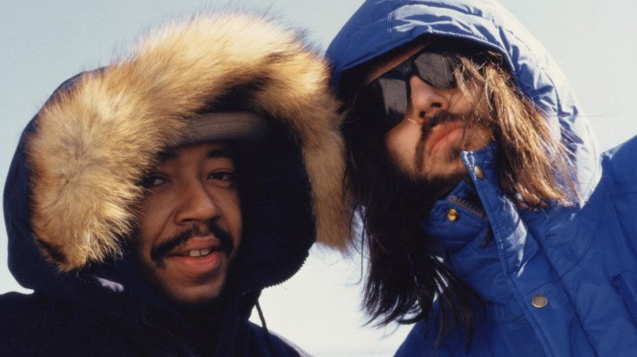 Def Jam Records Co-Founders Russell Simmons and Rick Rubin