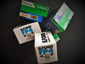 35mm camera film stock