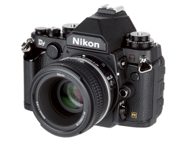 Nikon Df in black