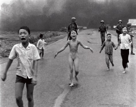 Napalm Girl/The Terror of War by Nick Ut. 08/06/1972