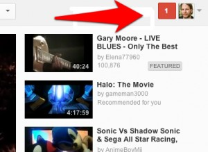 YouTube with Google+