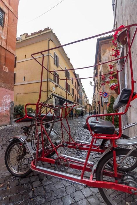 RomRom Trastevere