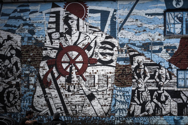 Street-Art Mallaig