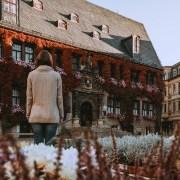 Marktplatz in Quedlinburg