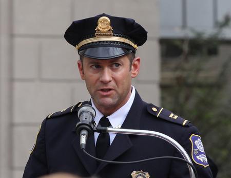 Officer Chris Corbett