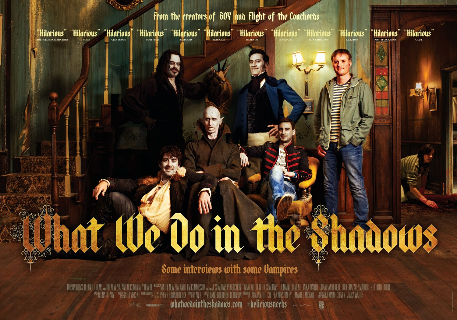 Image result for what we do in the shadows