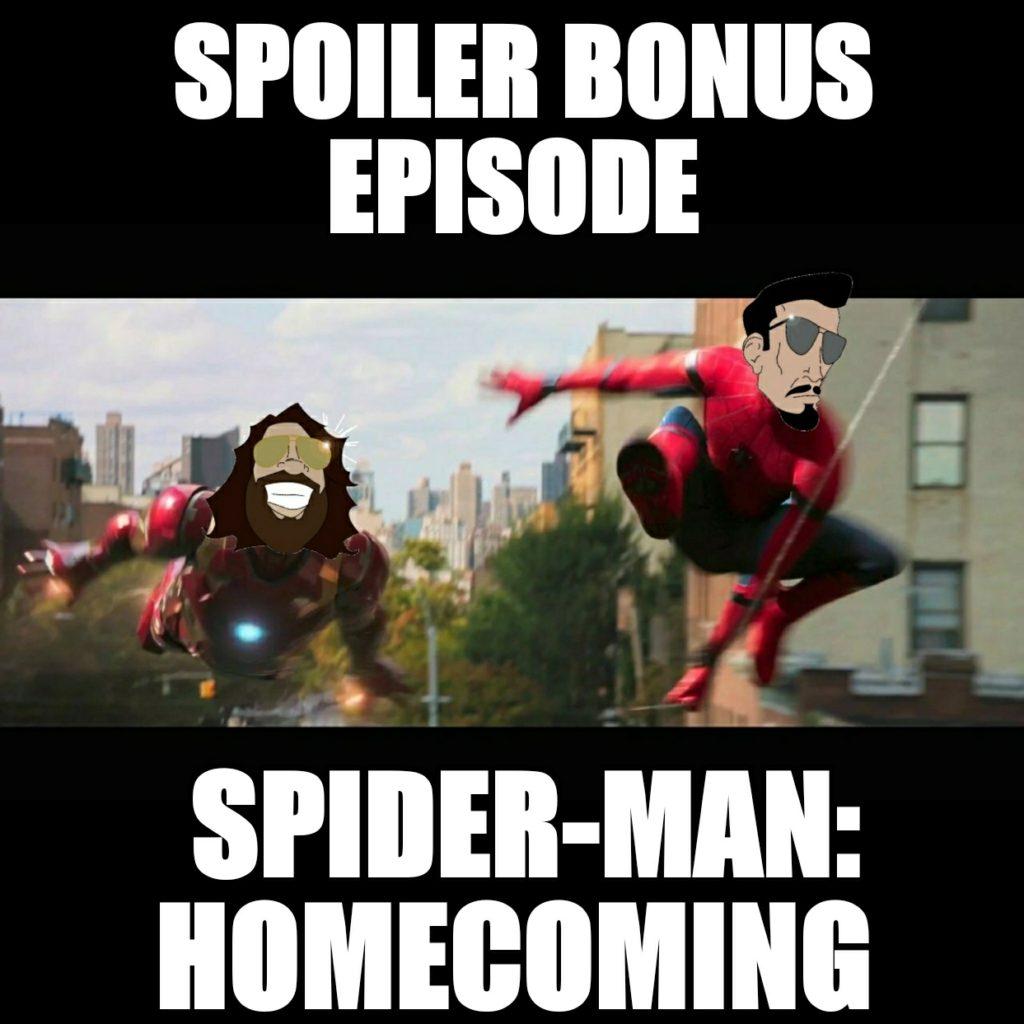 Spoiler Bonus Episode Spider Man Homecoming Cinema Crespodiso