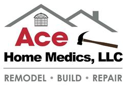 AceHome Medics logo
