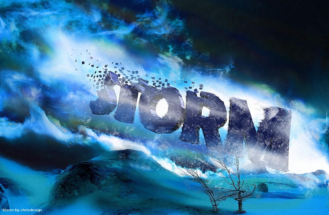Storm_by_Chrisdesign