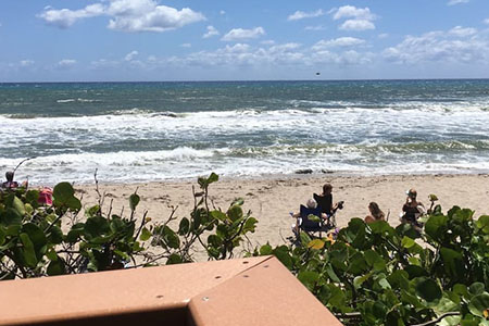 Boynton Beach Gulfstream Park Beach