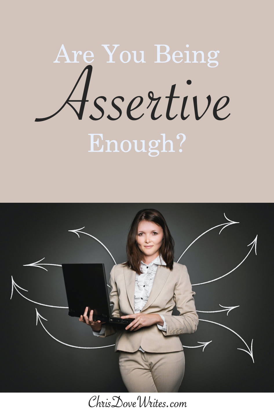 Are you being assertive enough?
