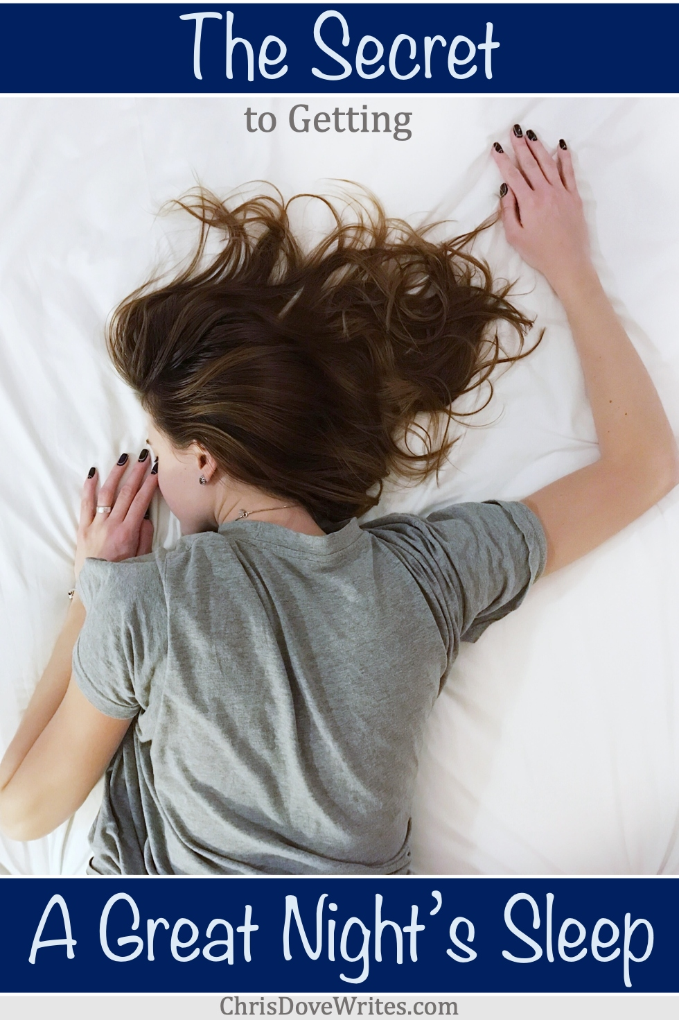 There are simple ways to improve the quality of your sleep