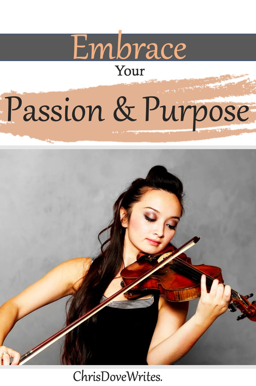 Embracing your passion and purpose leads to greater life satisfaction