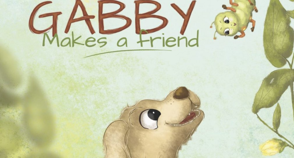 Introducing Gabby, the Star of My First Children's Picture Book