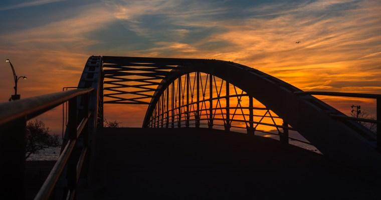 Sunrise Bridge No. 2