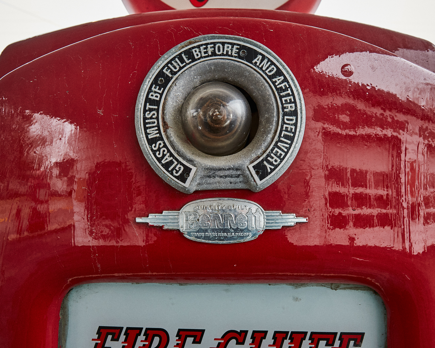Fire Chief Reflections