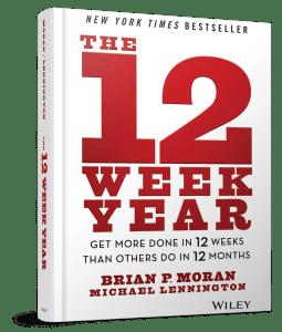 12 week year book