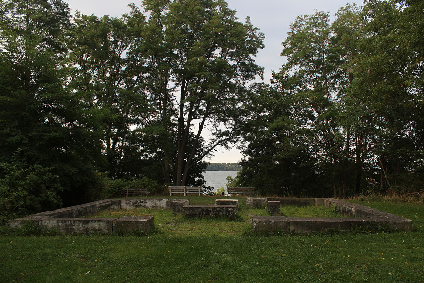 Sir Allan Macnab Buried At The Family Cemetery Called