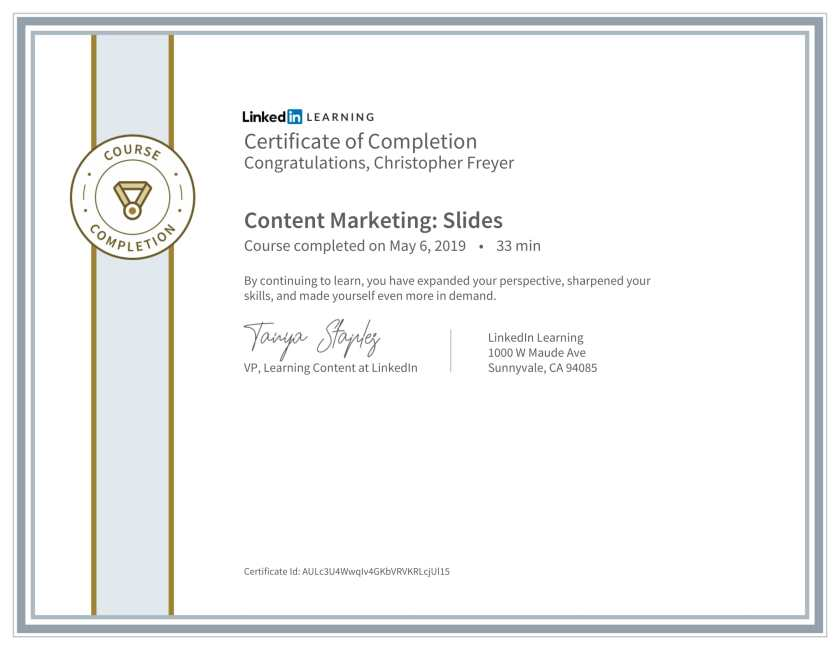 CertificateOfCompletion_Content Marketing_ Slides-Chris-Freyer-1