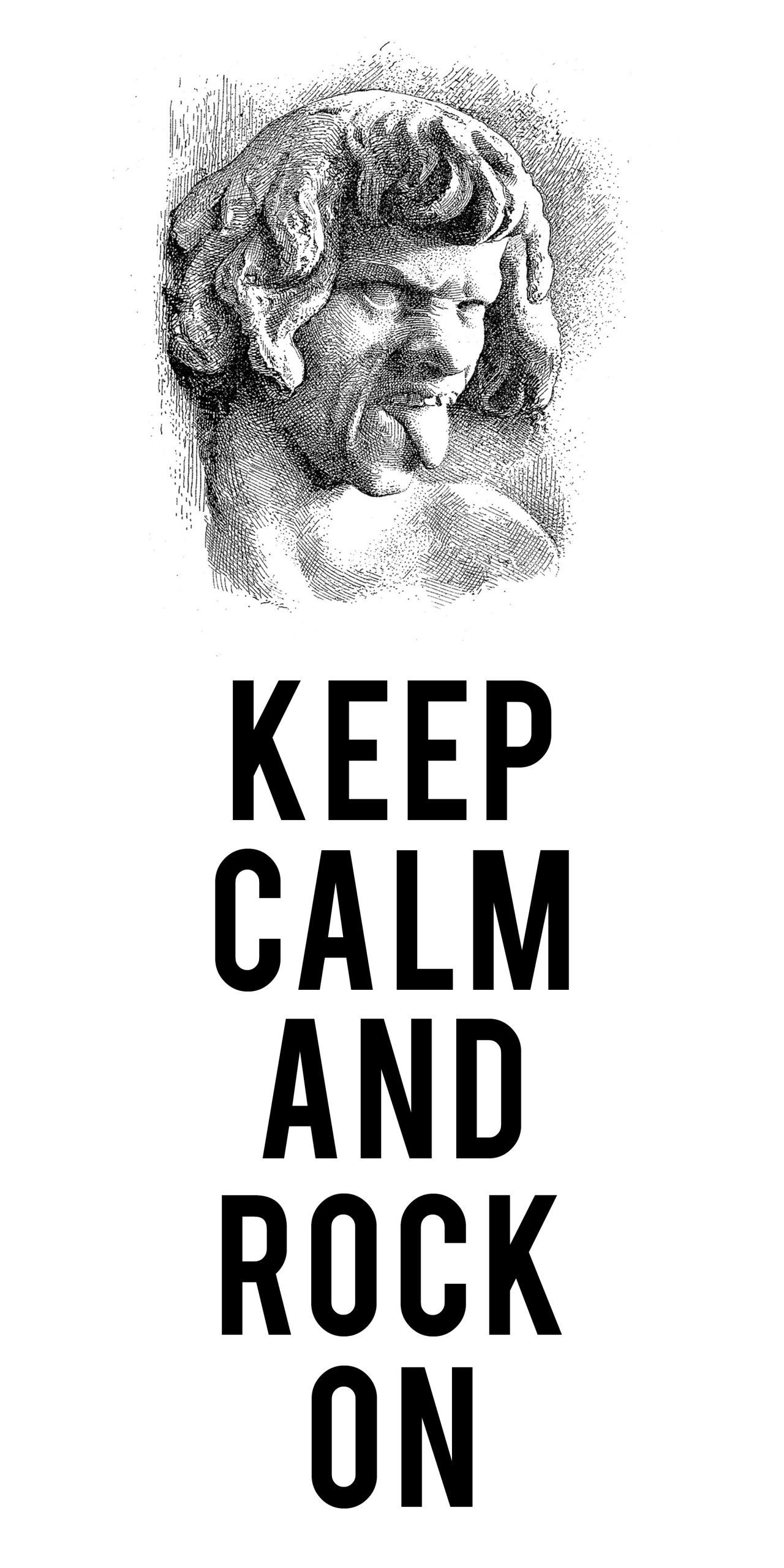 chrisfreyer.com graphic design-keep-calm-and-rock-on