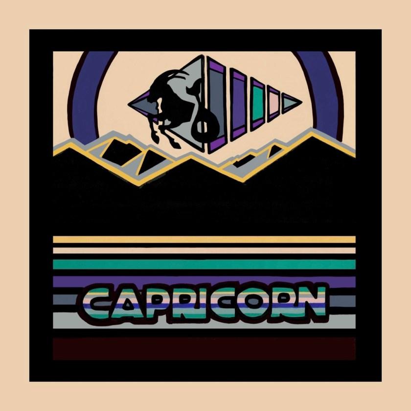 Capricorn artwork by Chris Freyer