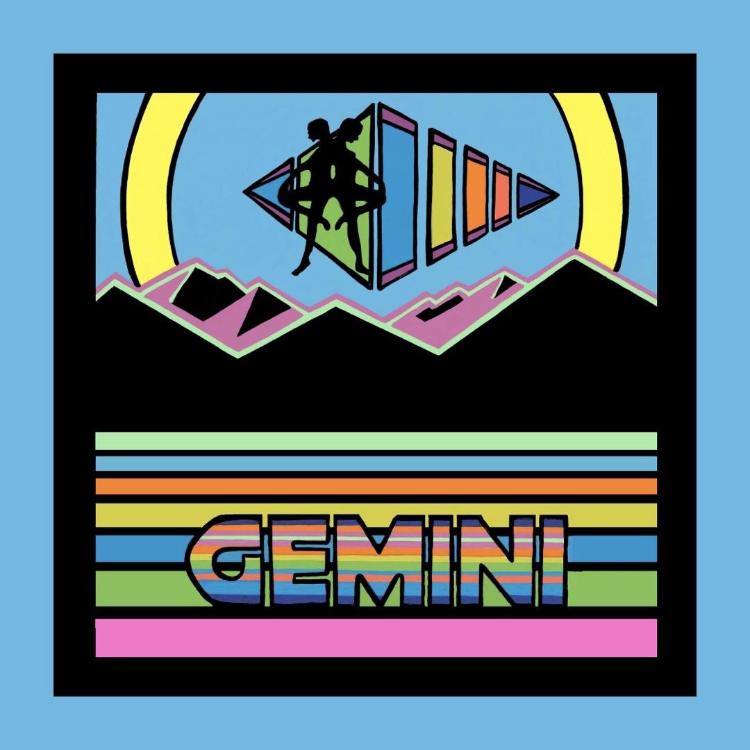 Gemini artwork by Chris Freyer