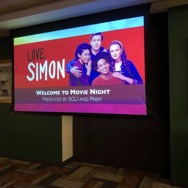 Love, Simon screening, 14 Feb 2019