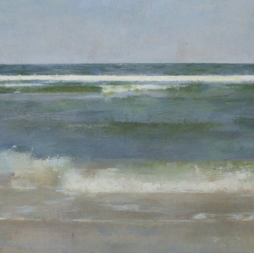 "Christopher Gallego, American b. 1959, ""Surf #2"""